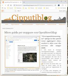 Micro-guida per mappare in OpenStreetMap