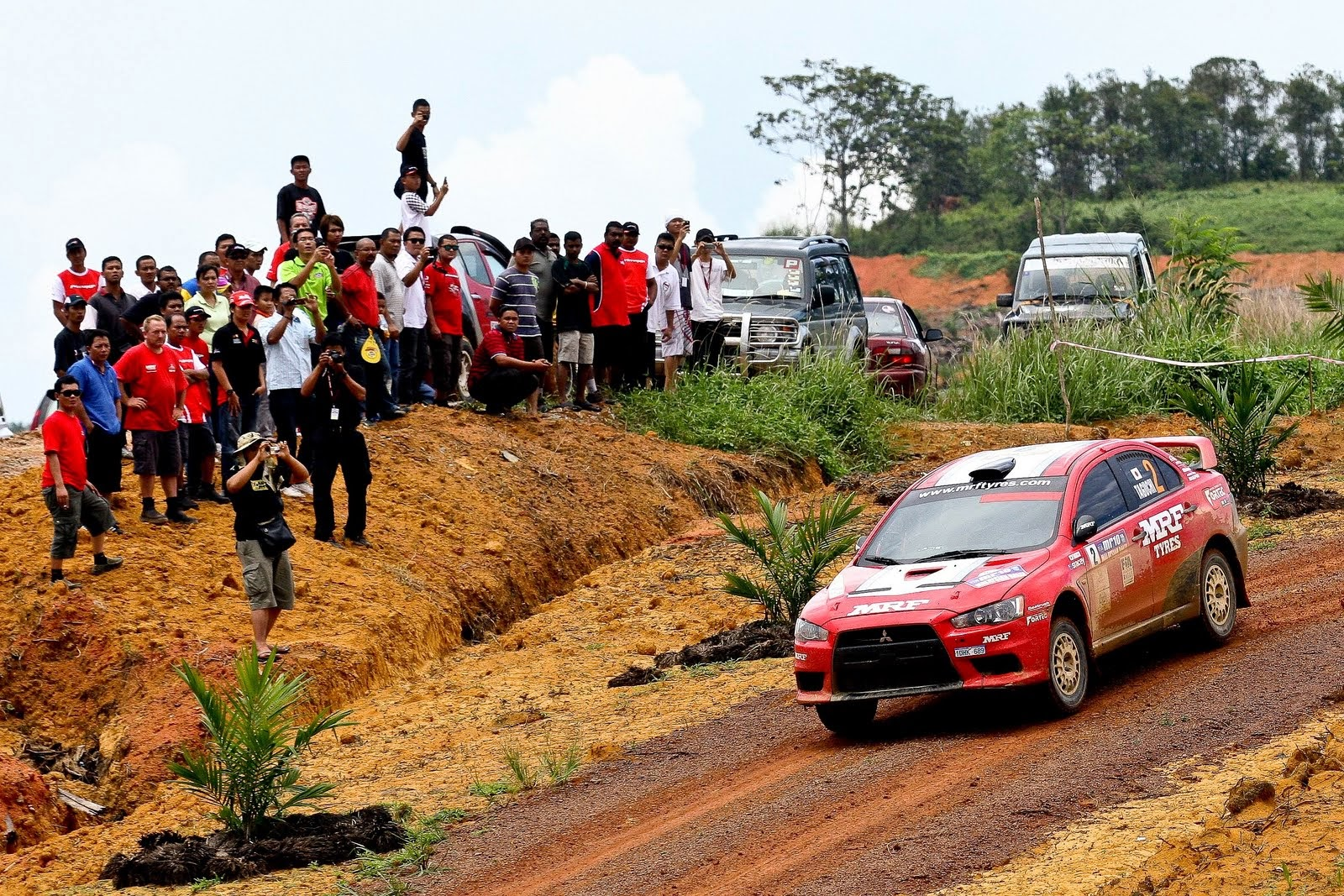 Ranked on the asia pacific circuit the malaysia rally fia pacific rally championshp draws some of the world s foremost rally driving experts from australia