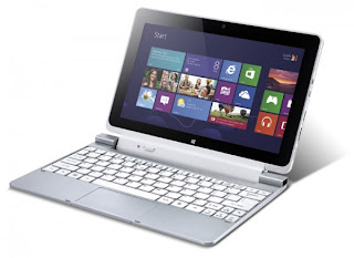 Productivity Mode Acer Iconia W510