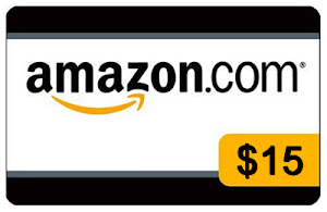 Win a $15 Amazon GC