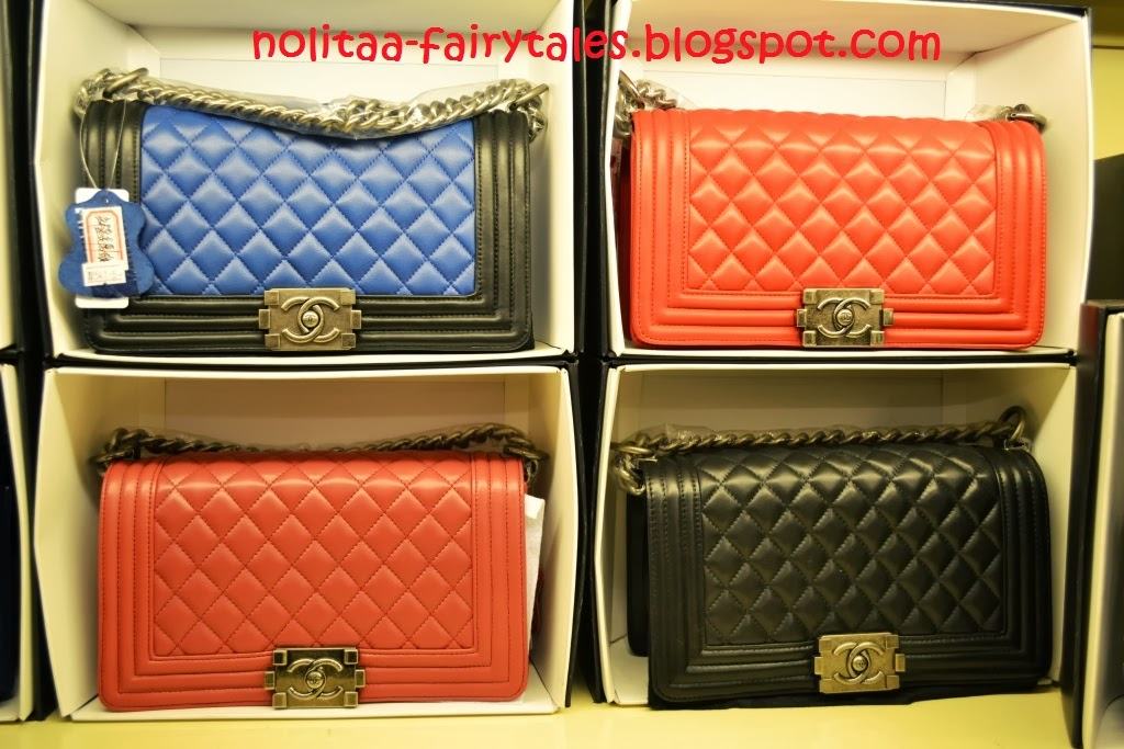 1:1 QUALITY CHANEL BOY FLAP BAGS