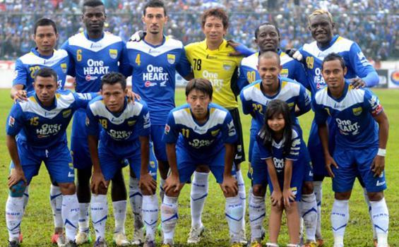 Skuad Persib Bandung 2013