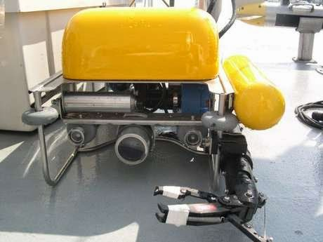 Remote Operator Vehicle (ROV)