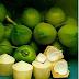 การเลือกซื้อมะพร้าวอ่อน