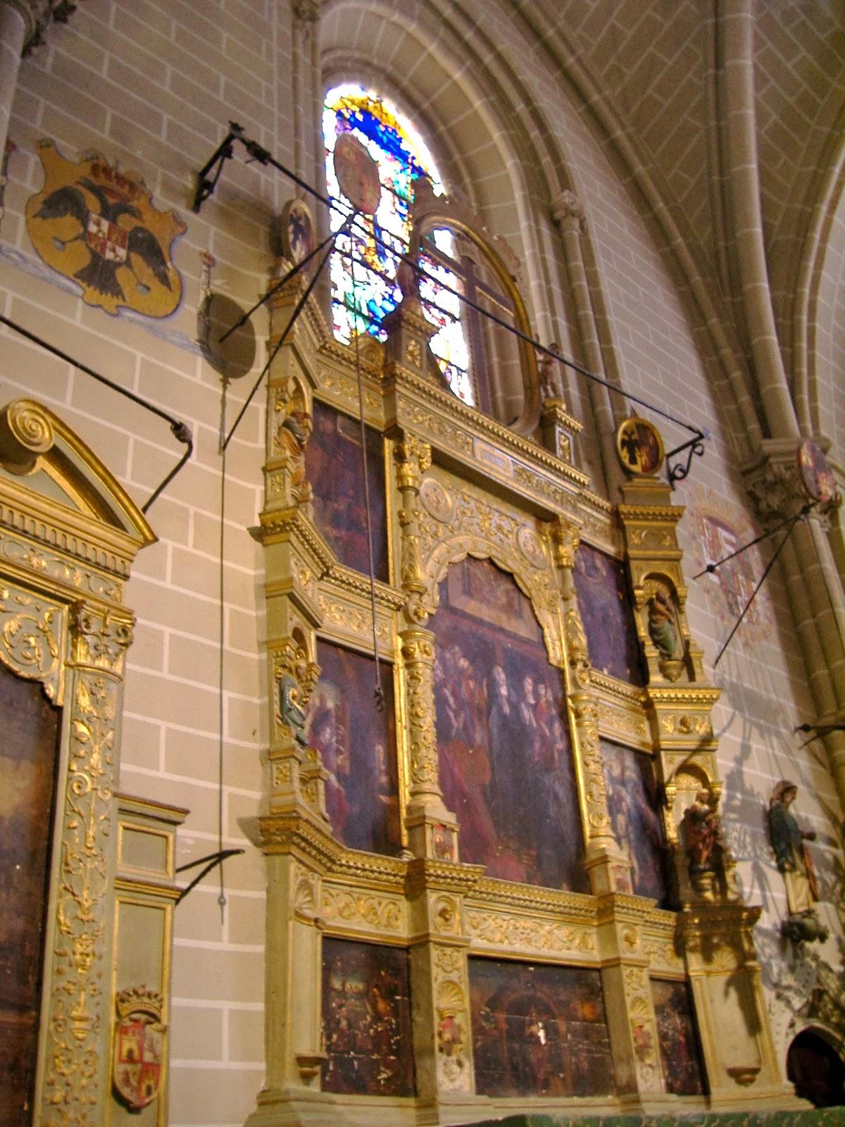 Maravillas ocultas de espa a la catedral de toledo el for Sala maravillas