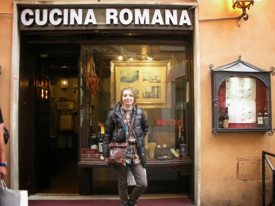 In cucina con gli amici per le vie di roma antica for Cucina romana antica