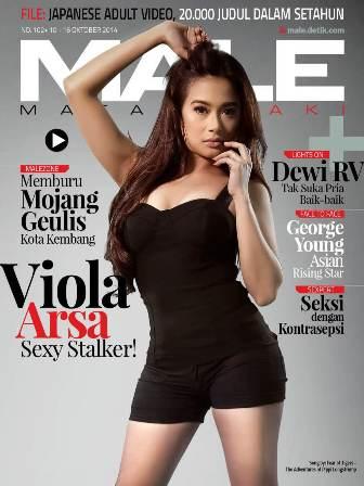 Download Gratis Majalah MALE Mata Lelaki Edisi 102 Cover Model Viola Arsa | MALE Mata Lelaki 102 Indonesia | Cover MALE 102 Viola Arsa | www.insight-zone.com