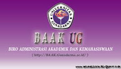 baak universitas gunadarma