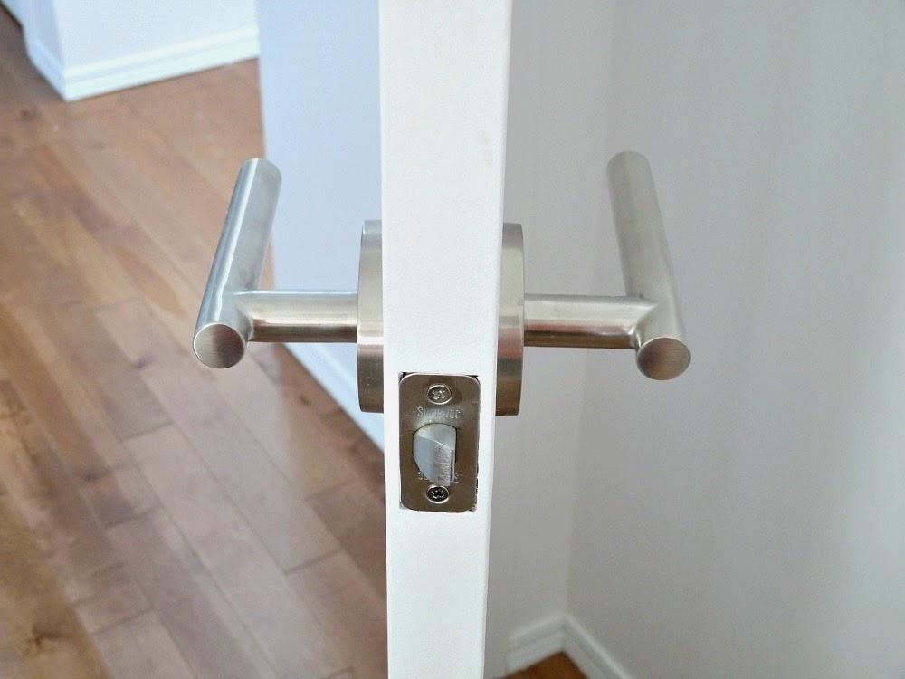 Modern Door Levers