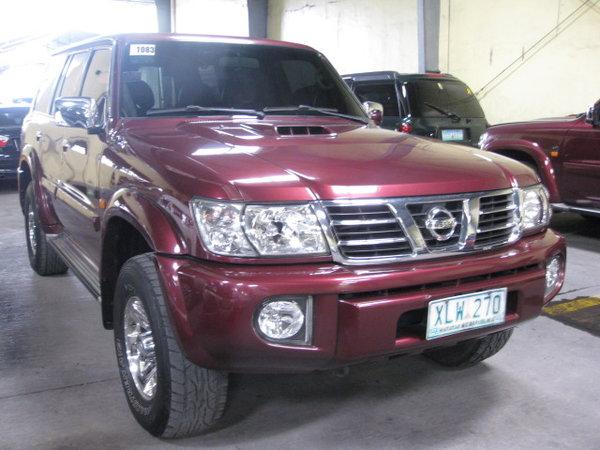 Nissan Patrol 4X4 For Sale pictures