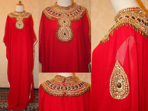 Dresses L Latest Bridal Dresses By Naj L Party Dresses Collection 2013