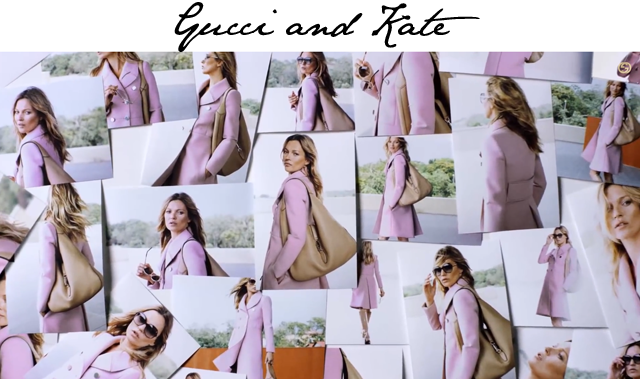 Kate Moss Gucci Film
