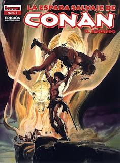 La Espada Salvaje de Conan - Editorial Planeta DeAgostini-3ª edición