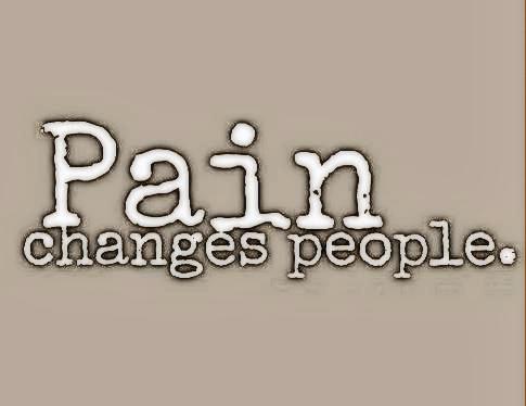 Pain ..