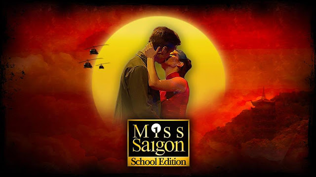 "The heat is (still) on, czyli ""Miss Saigon: School Edition"" w Teatrze Studio"
