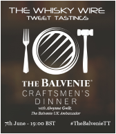The Balvenie Tweet Tasting