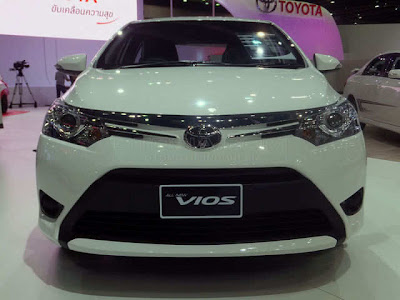 "All New Toyota Vios 2013, New look ""Vios"" more Sporty and Elegant"