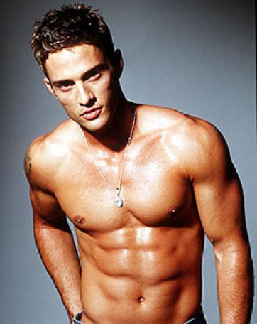 hombre guapo sin ropa: