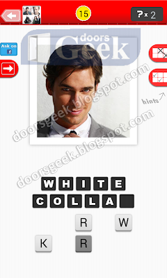 answer white collar guess the tv show level 4 15 answer cheats