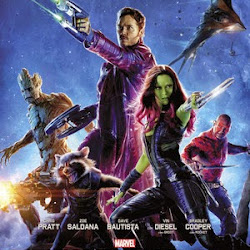 Poster Guardians of the Galaxy 2014
