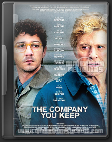 The Company You Keep (DVDRip Ingles Subtitulada) (2012)