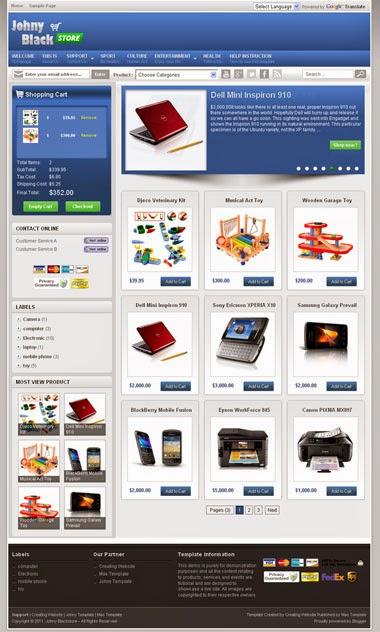 hướng dẫn tạo cửa hàng trực tuyến
