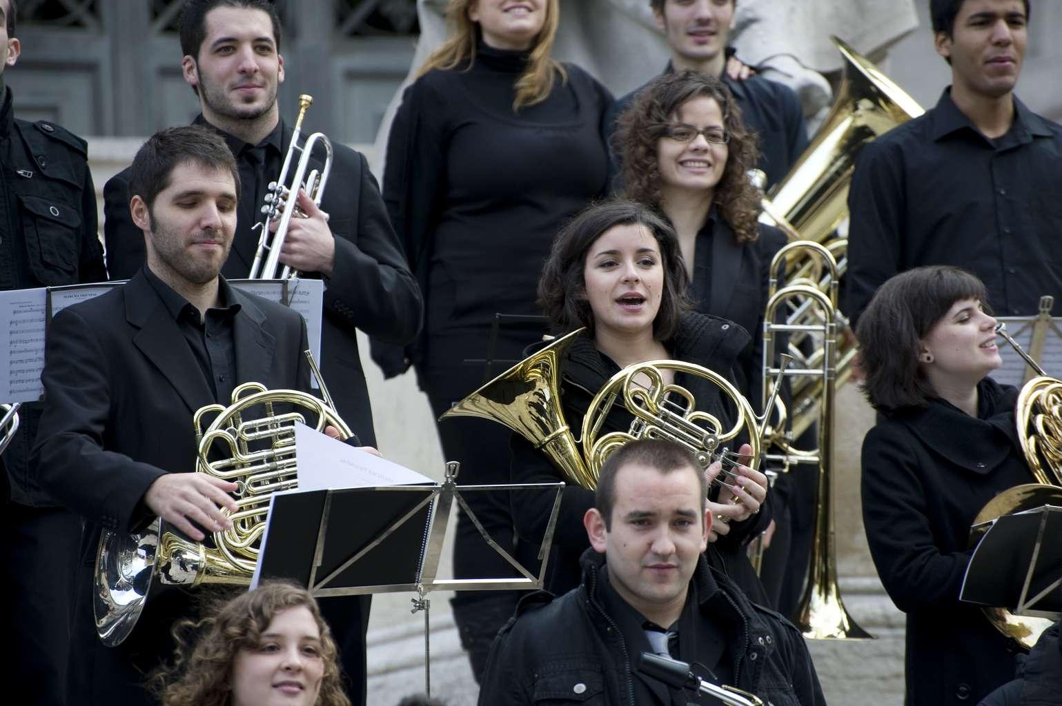 Jornadas de puertas abiertas para ingresar en el Real Conservatorio Superior de Madrid