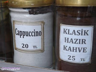 bevande turche cappuccino