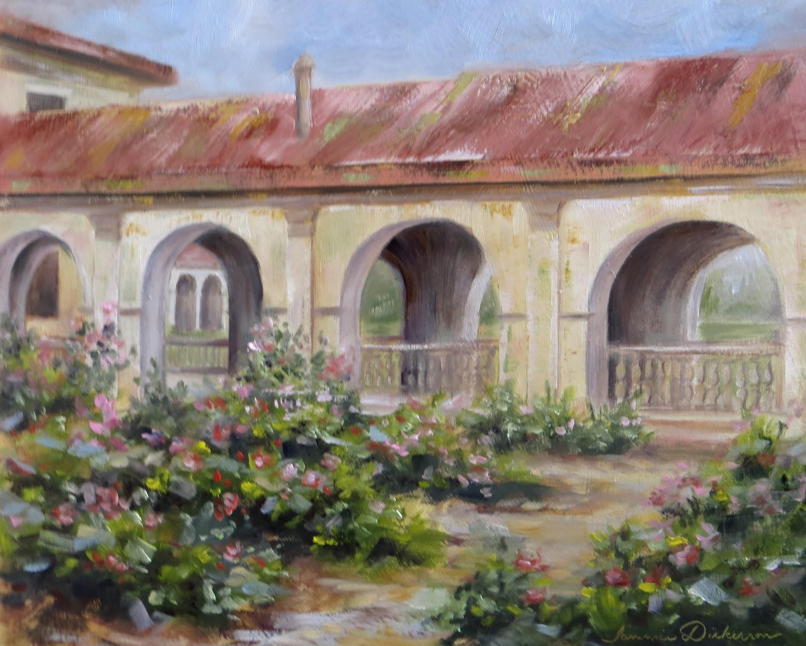 tammie dickerson 39 s artistic journey rose garden sanctuary