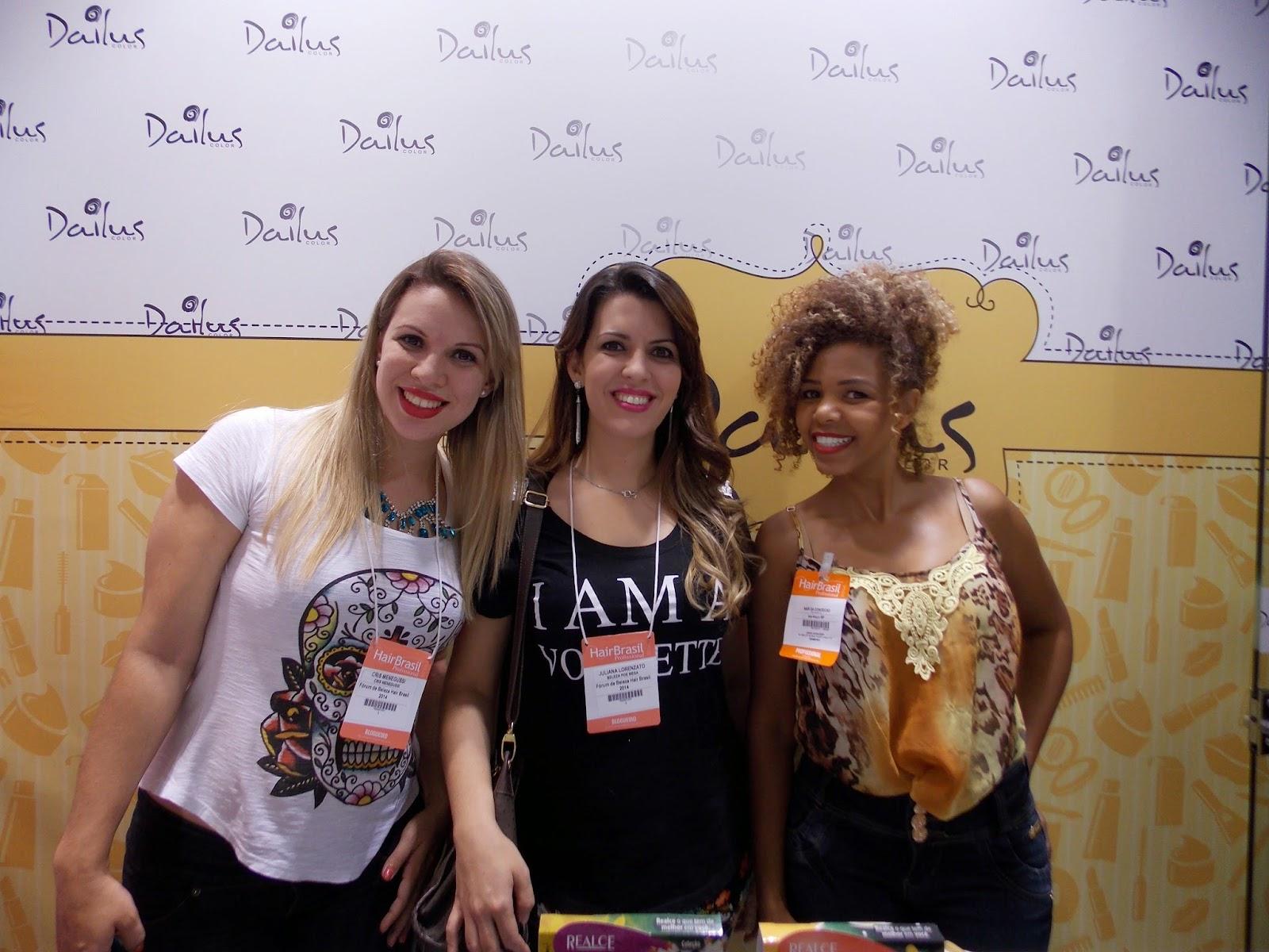 dailus blogueiras hair brasil