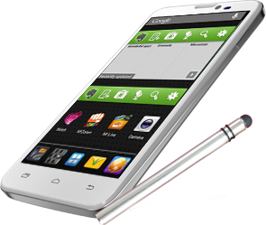 Micromax Canvas Doodle A11 with Stylus