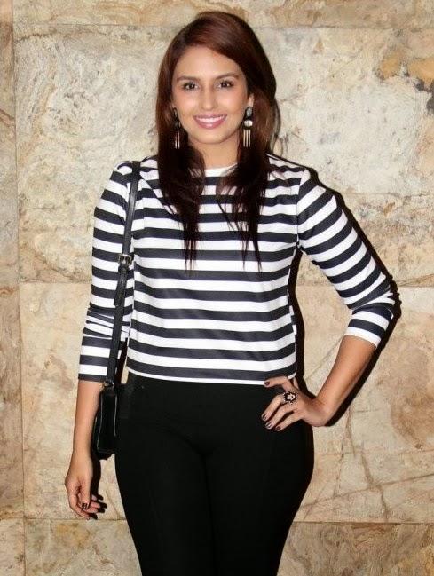 Huma Quereshi at Special screening of queen