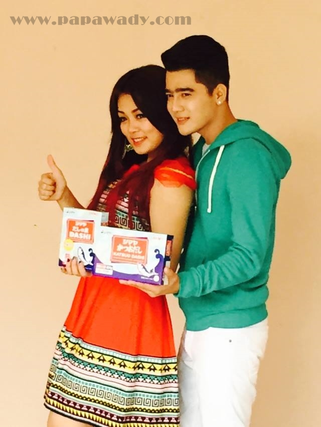 Phway Phway and Zay Ye Htet TV Ads Video Shooting