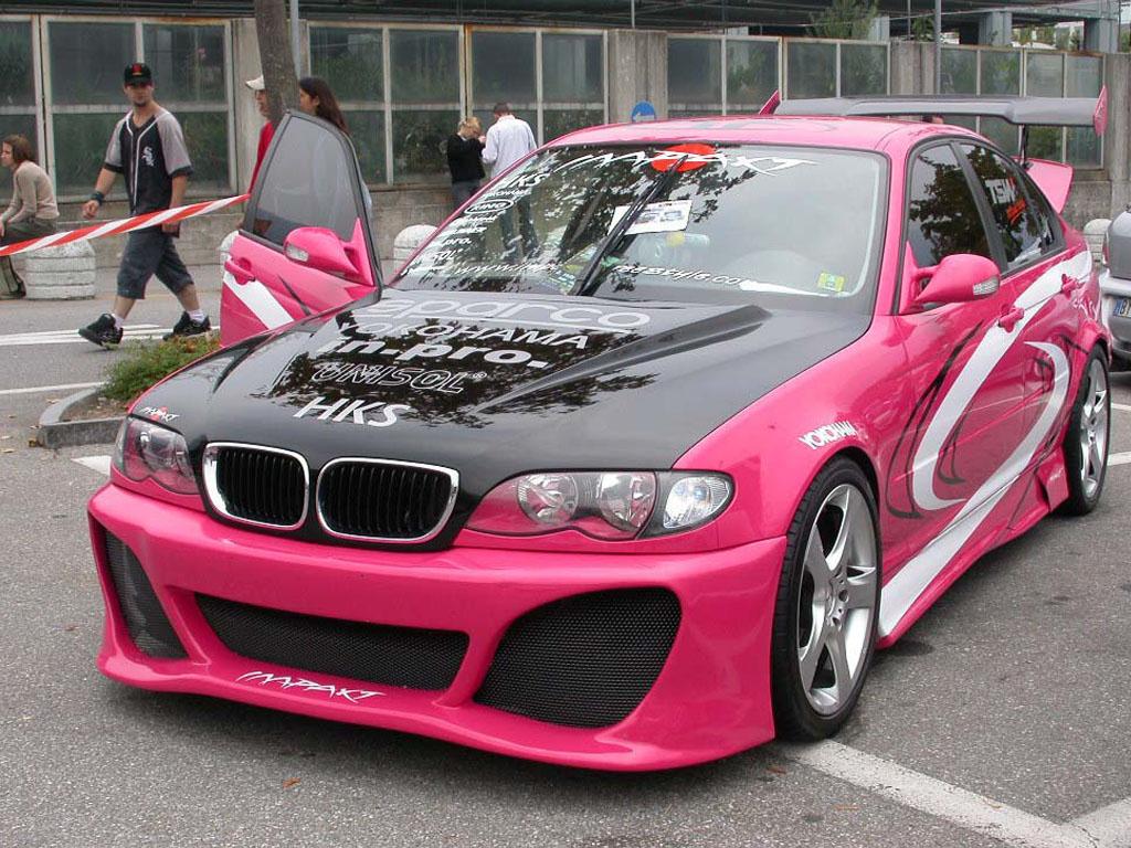 Modifiyeli arabalar