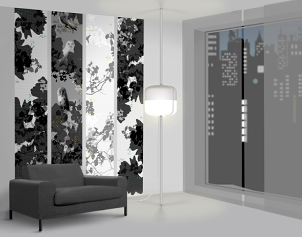 Amazing Decor Panel Wall Interior Design 590 x 464 · 98 kB · jpeg