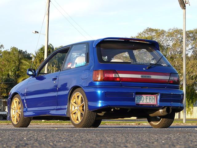 Toyota Starlet, P8