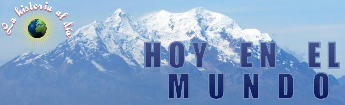 HOY EN EL MUNDO