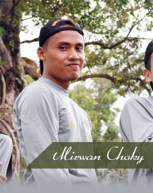 About Mirwan Choky