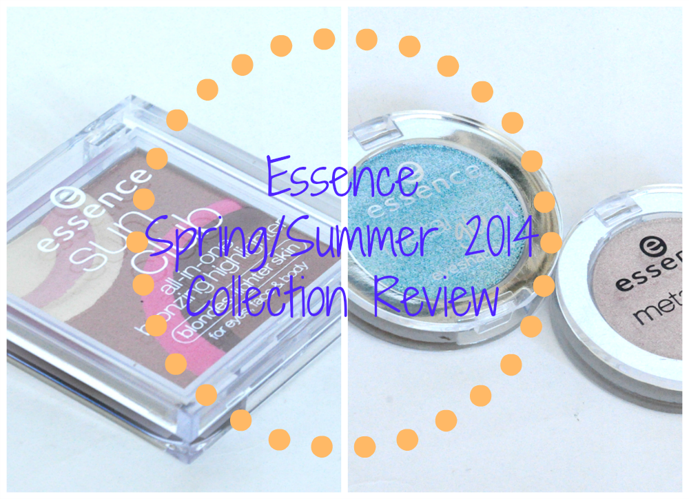 Essence Spring/Summer 2014 Collection Review
