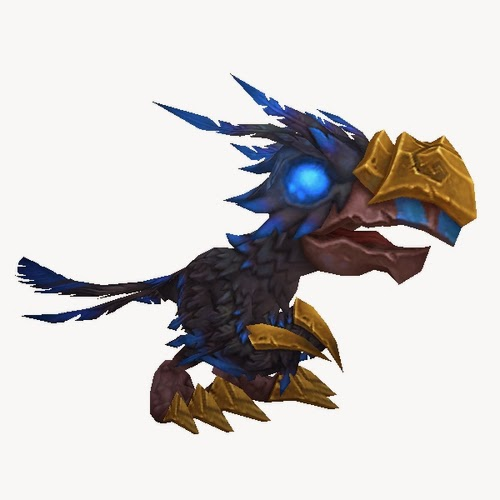 Wow exclusive wod battle pet