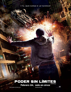 Ver Pelicula Poder sin limite (2012) Online