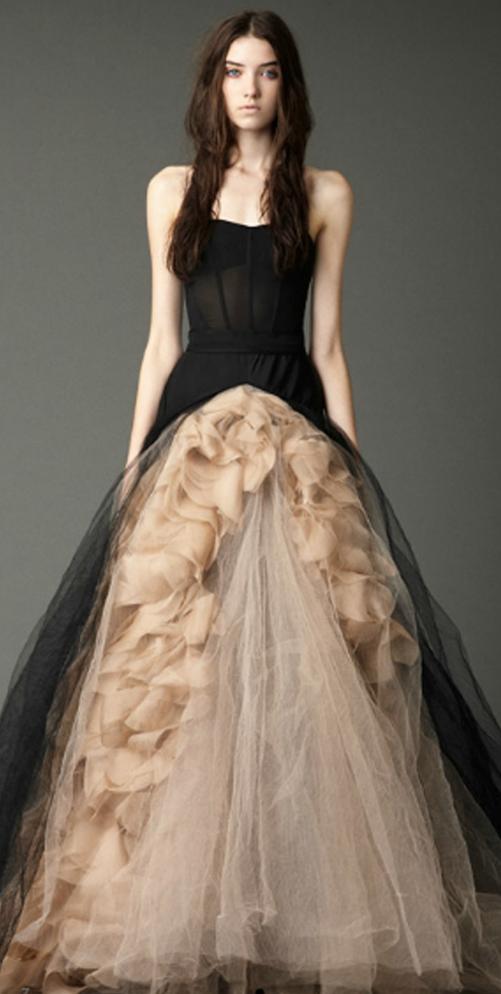 Nicole Rene Design Weddings Events Home Decor Fashion Amp More Vera Wang Amp Black Wedding Dresses