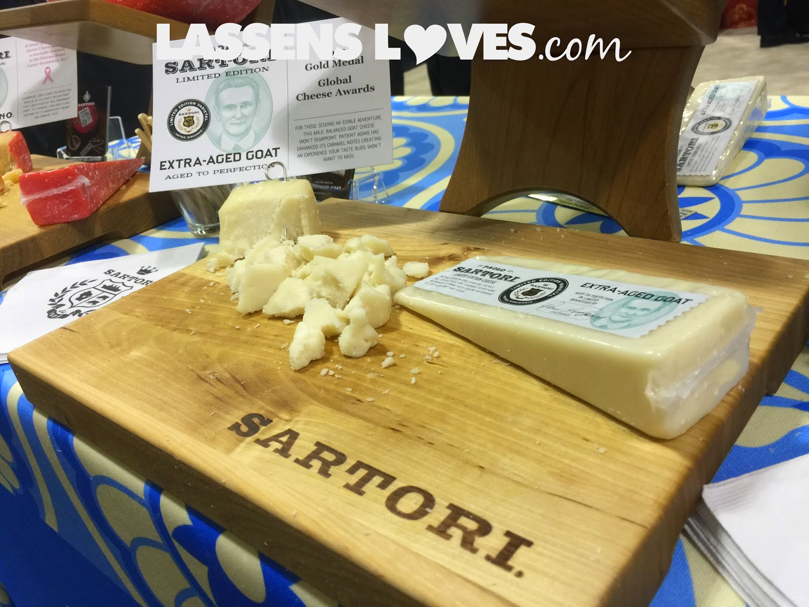 fancy+foods+show, sartori+cheese
