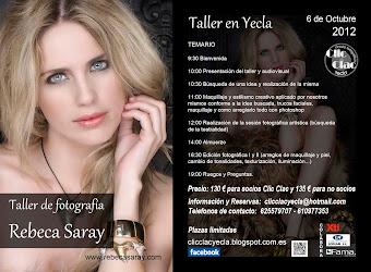 TALLER REBECA SARAY