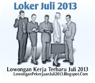 Lowongan Kerja Magelang Juli 2013