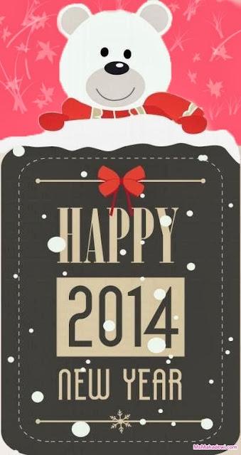 Mahadewi's New Year Greeting