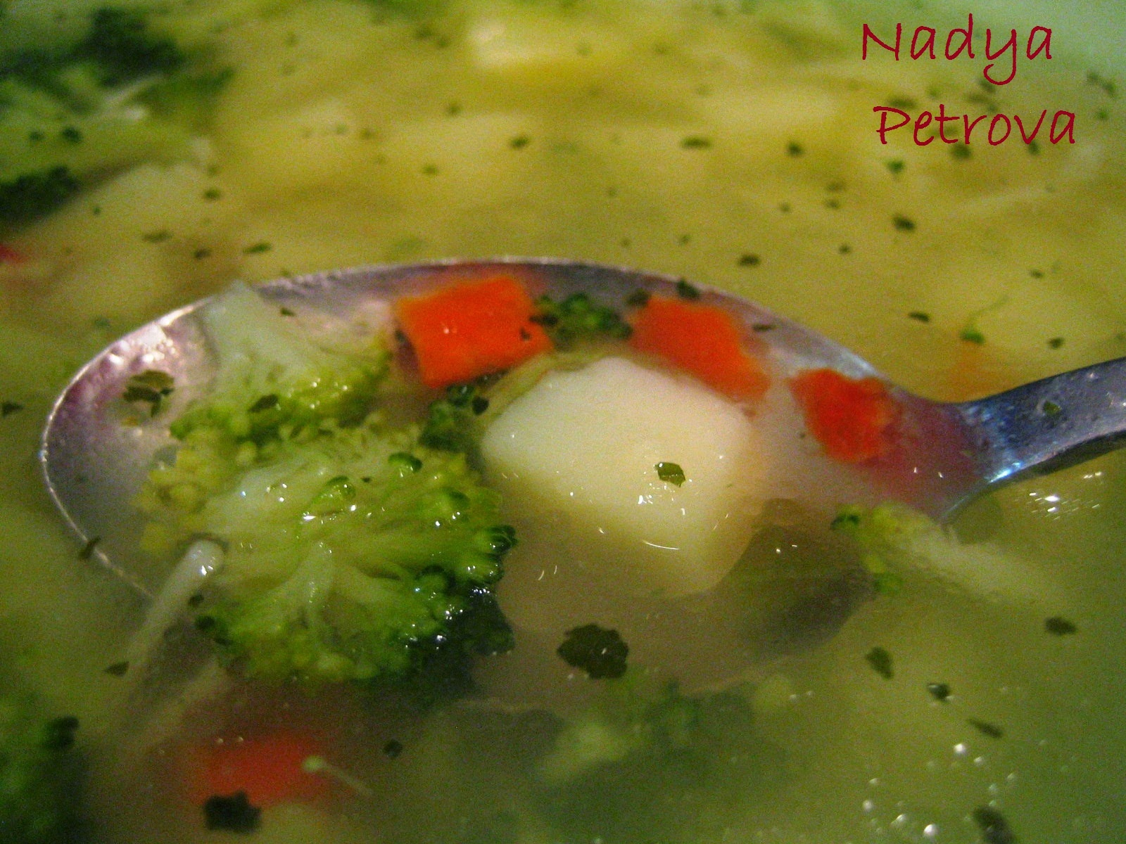 Безмесни ястия и супи