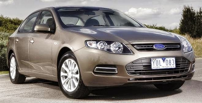2012 Ford Falcon G6E Ecoboost Review