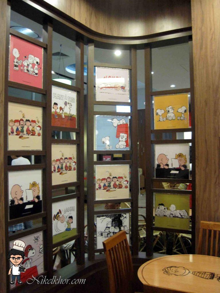Charlie Brown Cafe Straits Quay Penang Nikel Khor