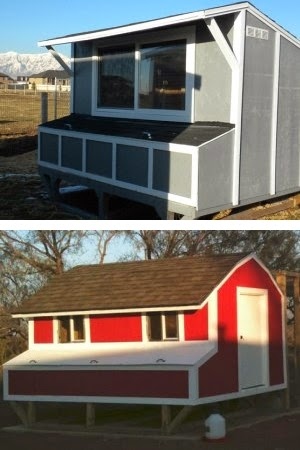 Chicken coop building plans available for direct downloading